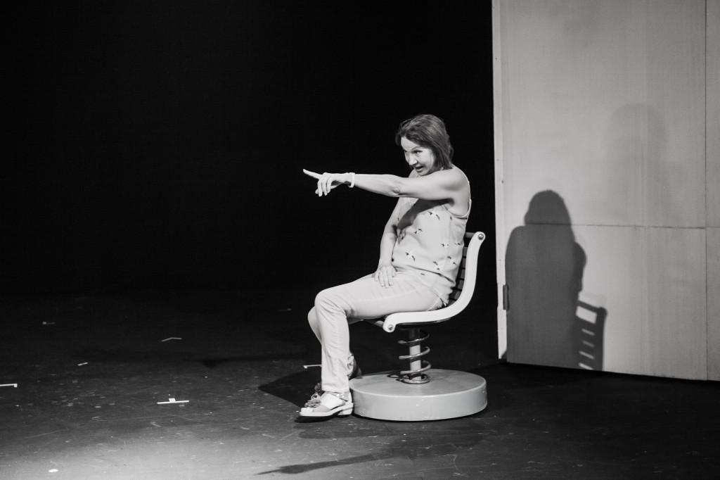 """Театр Гешер. Спектакль """"Терроризм"""""""